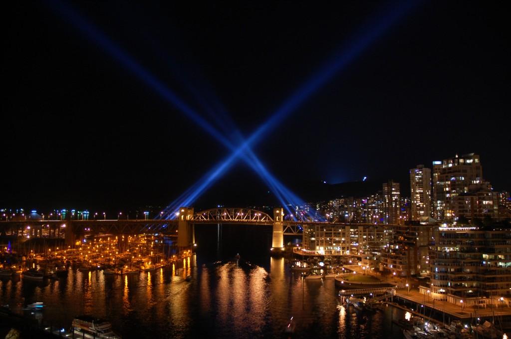 olympic lights