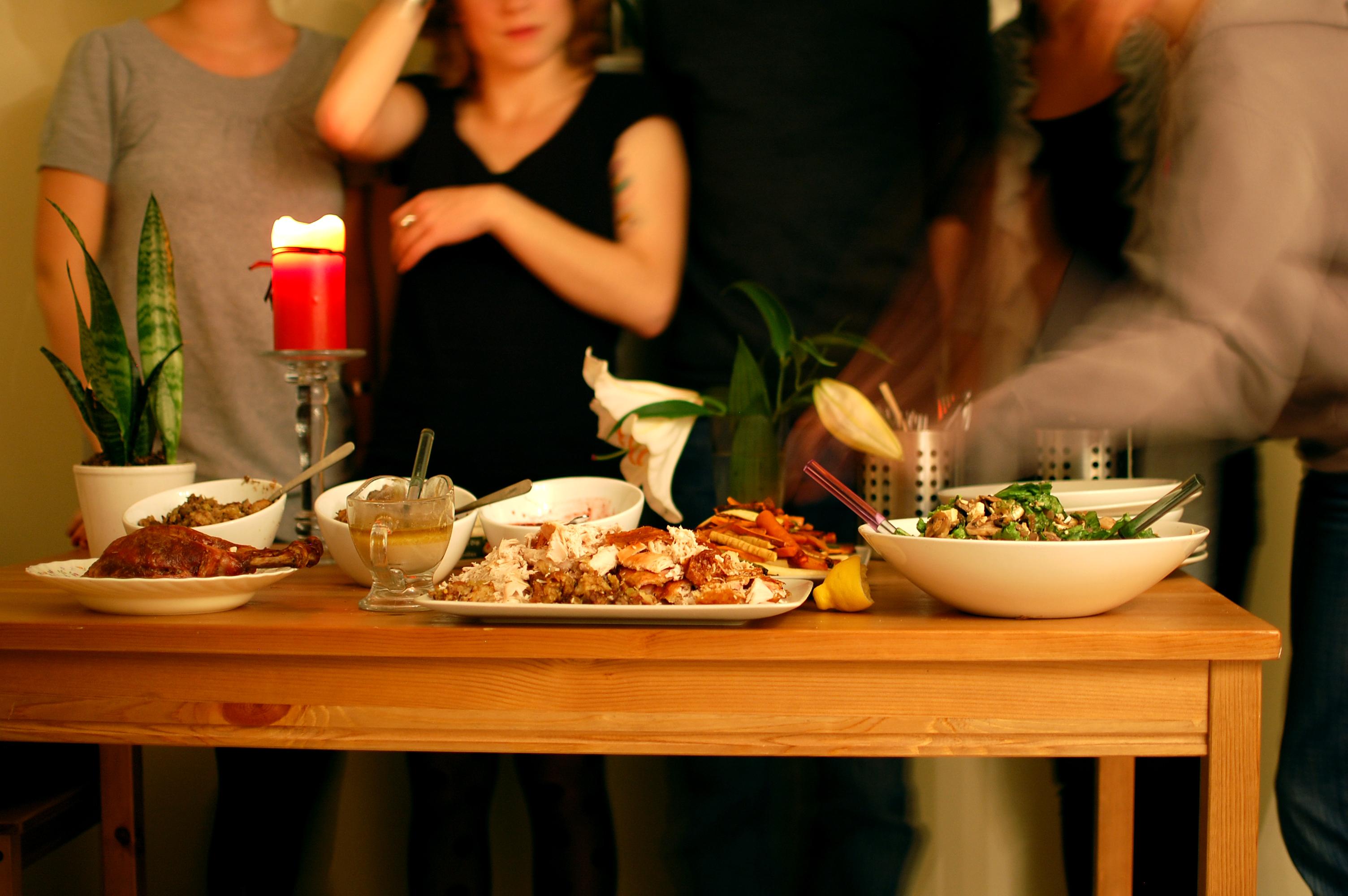 Thanksgiving dinner