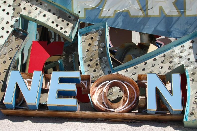 Las Vegas Neon Museum.