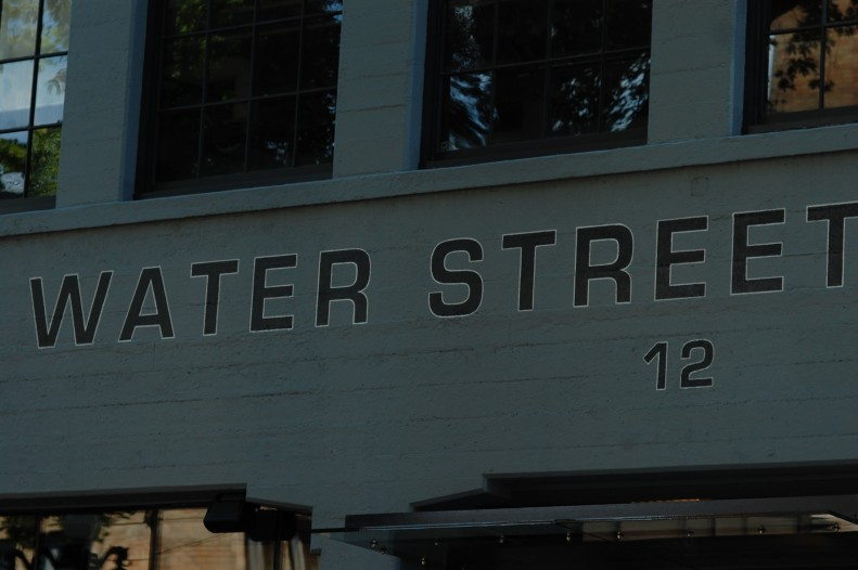 Gastown typography, Vancouver