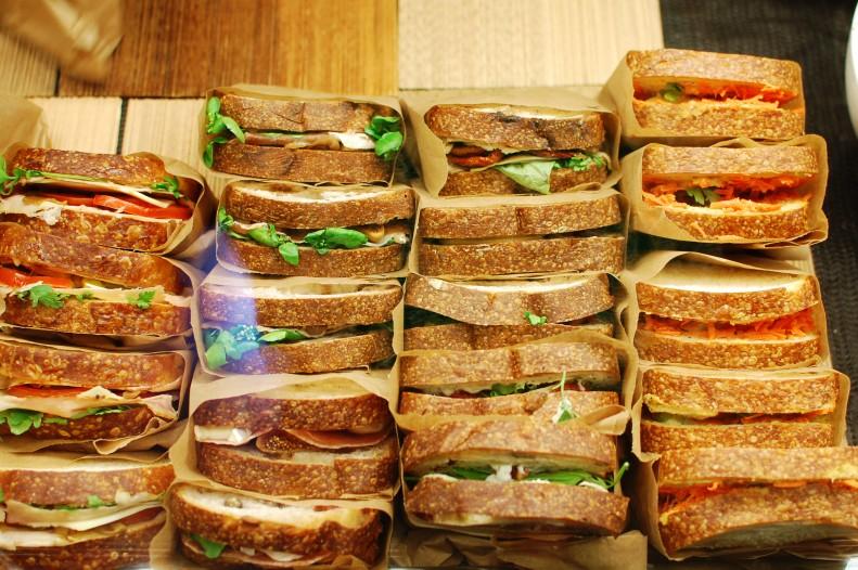 dirty apron sandwiches