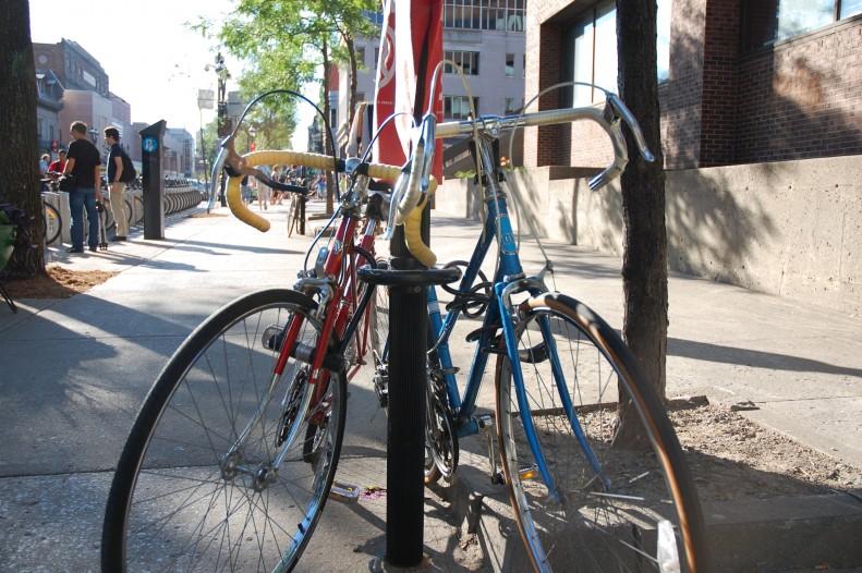 Montreal bikes