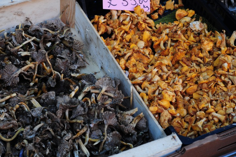 Maltby Street Market on Wide angle wanderings